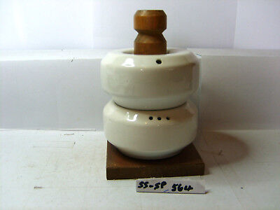 quoits  salt and pepper shakers