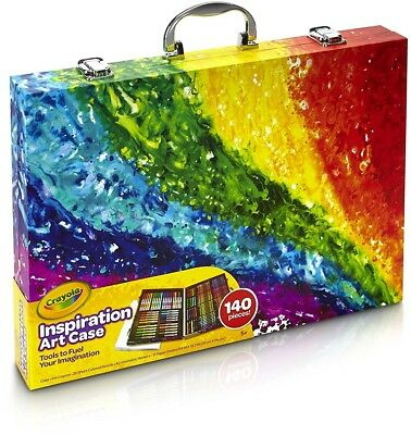 Crayola Inspiration Art Case (150+ Pieces)