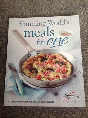 Slimming World Meals For One - Slimming World Recipe Book