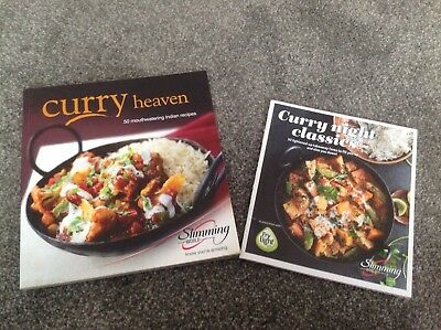 Slimming World Curry Heaven - Slimming World Recipe Book And Leaflet