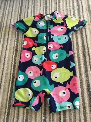 Next Baby Swimsuit Age 9-12 Months