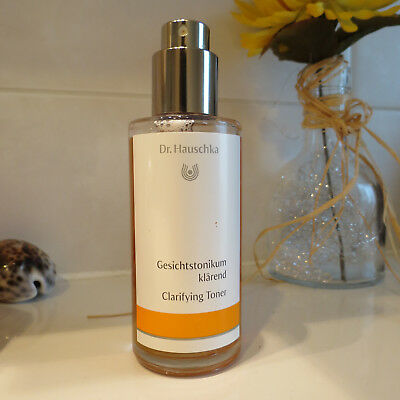 dr hauschka gesichtstonikum facial toner 100ml neu ovp. Black Bedroom Furniture Sets. Home Design Ideas