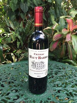 """French Wine from Bordeaux Region - """"Chateau Haut Bardin"""" of Maison Riviere"""