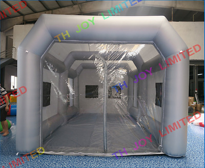 inflatable spray booth/paint inflatable custom inflatable car spray booth Tent