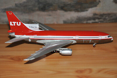 JC wings 1/200 Lockheed L-1011 385-3 Tristar 500 LTU diecast model