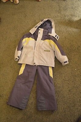 Kids Ski Suit Jacket & Pants Size 4