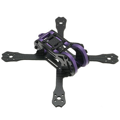Realacc Purple150 150mm Wheelbase 2.5mm Arm FPV Racing Frame Kit 67g