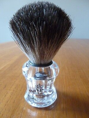 vp blaireau pure badger shaving brush