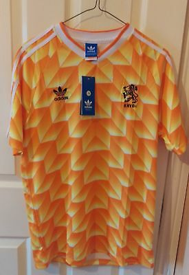 1988 Netherlands Holland retro football shirt jersey kit