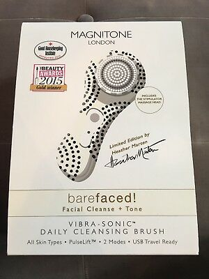 Magnitone London Vibra-sonic Daily Cleansing Brush