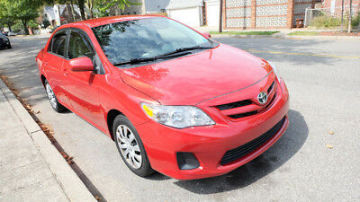 2012 Toyota Corolla LE with 55,000 miles! NO RESERVE! ONE OWNER, only 55,000 miles, clean carfax, all power options, MINT!