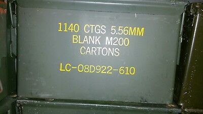USGI Military Ammo Cans M2A1 and M2A2 Steel