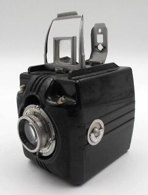~Very Rare~ Gomag Holly (1952) Unusual Bakelite Camera For 120 Film. Great Cond