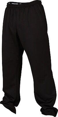 (Small, Black) - Rawlings Adult Perfomance Fleece Pants. Free Delivery