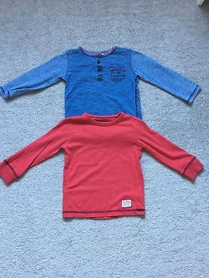 Next Boys Tops 18-24 Months / 1.5-2 Years