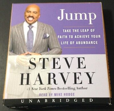Jump: Take the Leap of Faith to Achieve Your Life of Abundance by Steve  AAA2