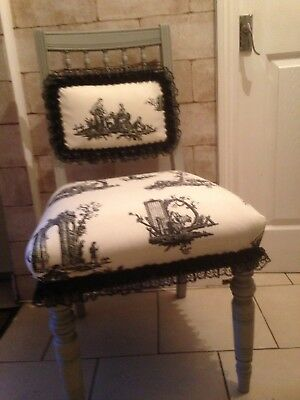 Chair Occasional/bedroom Edwardian