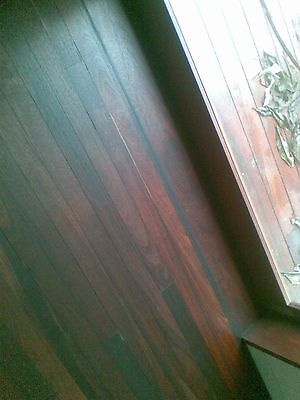 jarrah timber flooring - quality recycled ready to reuse