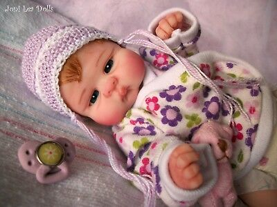 "❤Ooak  Baby Girl  ""lillian""  By Joni Lea * Dolly-Street❤"