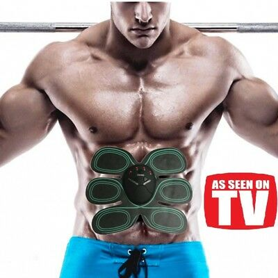 ULTIMATE ABS STIMULATOR As Seen On TV / Full Kit Included / English User manual