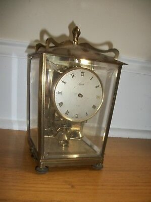 SCHATZ 400 Day Anniversary Clock for parts or repair