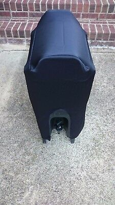 5 Black Cloth Covers For Cambro Coffee Beverage Dispenser 2.5 Gallons