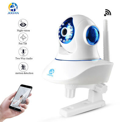 JOOAN Wireless IP Camera Baby Monitor 720p Smart Home Security Video Surveillanc