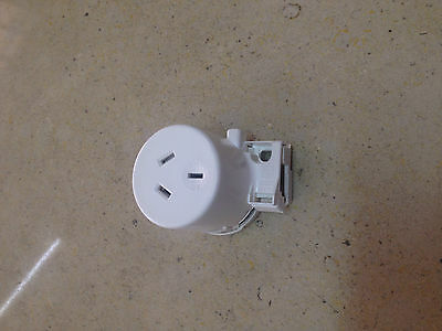 Clipsal Quick Connect Surface Socket 413QC-MADE IN AUSTRALIA - BOX OF 10