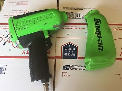 """SNAP ON 1/2"""" Drive Heavy-Duty Air Impact Wrench MG725"""