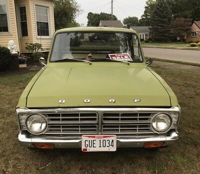 1975 Ford Other Pickups  1975 Ford Courier - Runs Great!