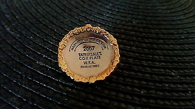 Mooney Valley Racing Club Cox Plate Pin 2007
