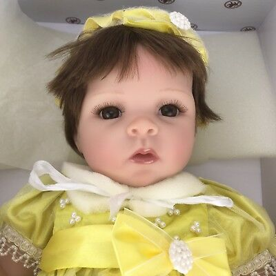 Ashton Drake 'With Faith All Is Possible' Baby Girl Doll by Emily Jameson