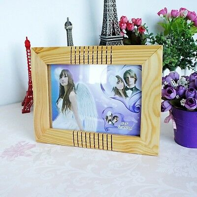 Exquisite Wooden Ornaments Handmade Photo frame  XY33410