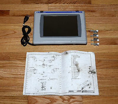 Allen Bradley Panelview Plus 1000 2711P-T10C4A1 Series A - Works Well