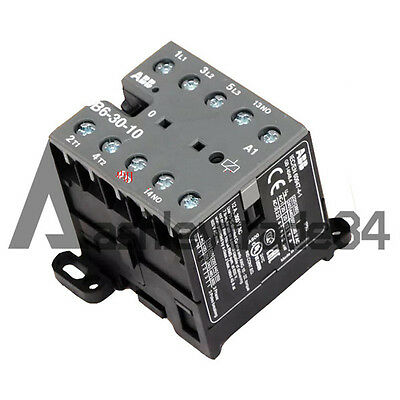 5PCS ABB Contactor B6-30-10 110VAC ( B63010110VAC ) New In Box