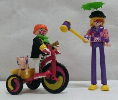 Playmobil 3808 Clown Set  passend Zirkus Romani  #1146