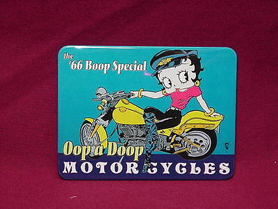 Betty Boop Tin Sign Thw 66 Boop Special Design