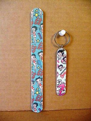 Betty Boop Nail File Set #1  (Retired Item)