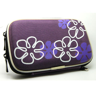 Hard Carry Case Bag Protector For My Passport Portable Drives Wdmes5000-Wasn