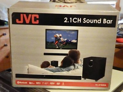 "JVC soundbar Model"" TH-BY850A"