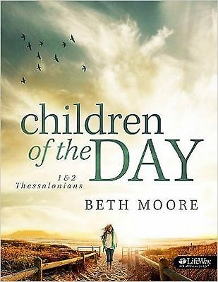Beth Moore Children of the Day: 1 & 2 Thessalonian Christian Bible Study DVD Set