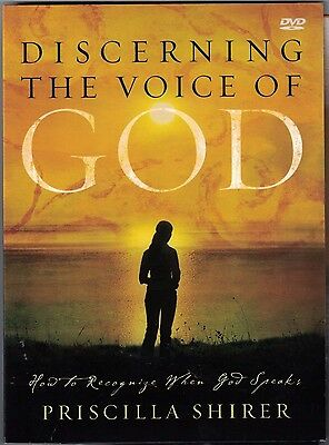 Priscilla Shirer Discerning the Voice of God Christian Bible Study DVD Set