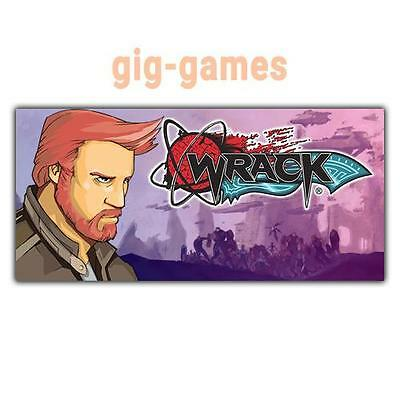Wrack PC spiel Steam Download Digital Link DE/EU/USA Key Code Gift