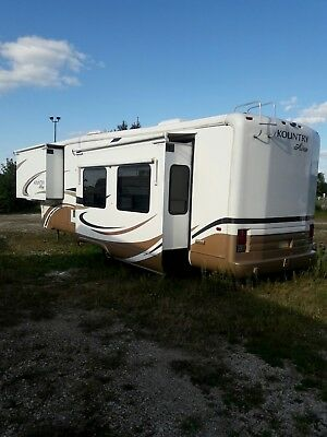 Newmar Kountry Aire Fifth Wheel RV 38LSE