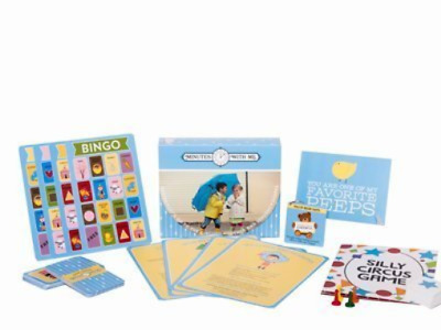 Minutes With Me - April - Childrens Family Time Educational Activity Kit