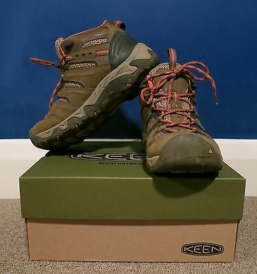 Keen Koven Mid WP Women's Hiking Boots - Size 6