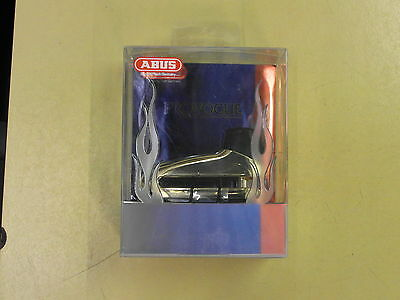Brake Disc Lock in Chrome by ABUS IN SPECIAL OFFER New for motorrad& Scooter