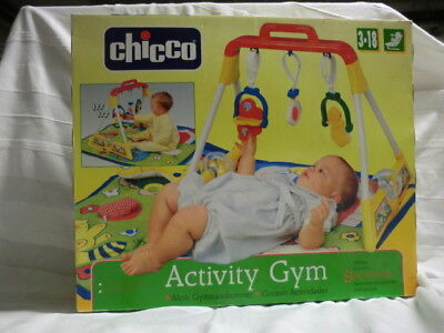 Chicco baby activity gym
