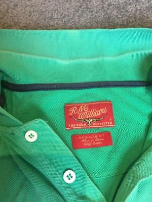 Rm Williams  Men's Polo  Previously Worn  Good Condition   Size L