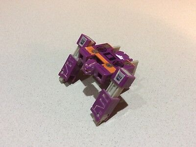 "Original GI Transformers ""BeastBox"" Cassette"
